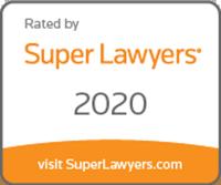 Super Lawyers 2009, 2011, 2014-2018
